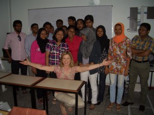 maldives college group